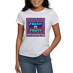 Help Haiti With Prayer Women's T-Shirt