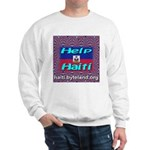 Help Haiti With Prayer Sweatshirt