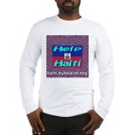 Help Haiti With Prayer Long Sleeve T-Shirt