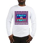 Help Haiti With Prayer Long Sleeve T-Shirt