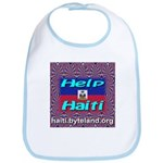Help Haiti With Prayer Bib