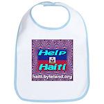 Help Haiti With Prayer Bib