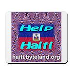 Help Haiti With Prayer Mousepad