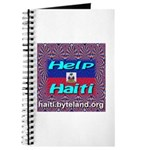 Help Haiti With Prayer Journal