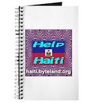 Help Haiti With Prayer Journal