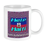 Help Haiti With Prayer Mug