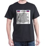 Pray For Haiti Dark T-Shirt