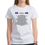 Pray For Haiti Women's T-Shirt