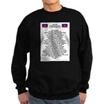 Pray For Haiti Sweatshirt (dark)
