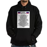 Pray For Haiti Hoodie (dark)