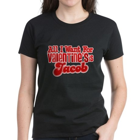 Jacob Valentine Women's Dark T-Shirt