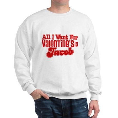 Jacob Valentine Sweatshirt