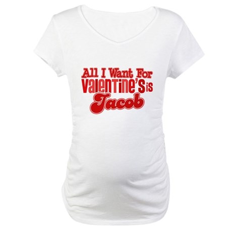 Jacob Valentine Maternity T-Shirt