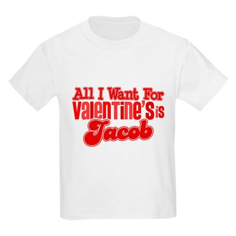 Jacob Valentine Kids Light T-Shirt