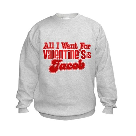 Jacob Valentine Kids Sweatshirt