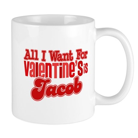 Jacob Valentine Mug
