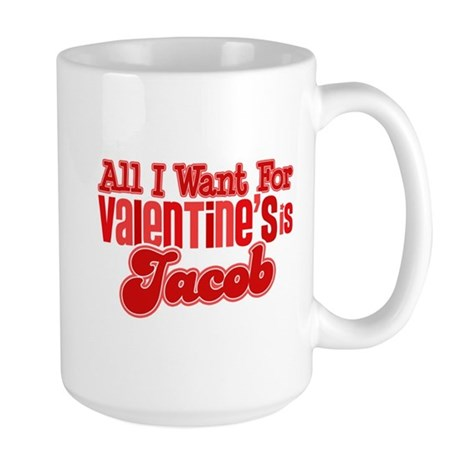 Jacob Valentine Large Mug