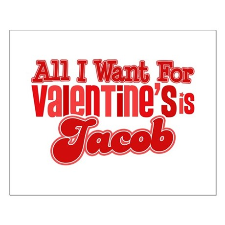 Jacob Valentine Small Poster