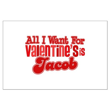 Jacob Valentine Large Poster