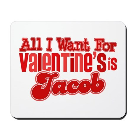 Jacob Valentine Mousepad