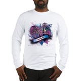 Twilight Valentwine Silhouette Long Sleeve T-Shirt