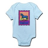Caballito Azul Infant Bodysuit