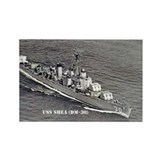 USS SHEA Rectangle Magnet (10 pack)