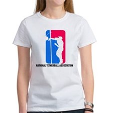 National Tetherball Associati Tee