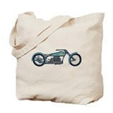Antique Chopper II Tote Bag