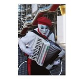 Parisian Performer Postcards (Package of 8)