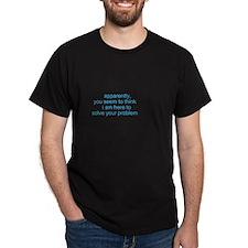 solve problem T-Shirt