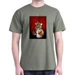 Renoly 'Happy Chueh Year Tiger' Dark T-Shirt