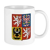 Czech Coat of Arms Small Mug