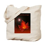 Cool Autumn groom Tote Bag