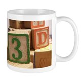 Cute Three dimensional Mug