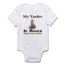 My Yarder Infant Bodysuit
