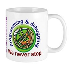 Programming and Debugging Mug