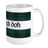 Mug with Glasgow Patter