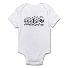 Crib Fighter Cage Infant Bodysuit