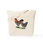 Ameraucana Poultry Tote Bag