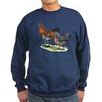Ameraucana Poultry Sweatshirt (dark)