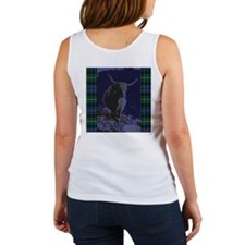 Women's Tank Top Highland Cow