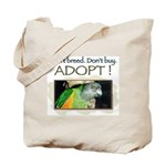 Tote Bag - Senegal Parrot