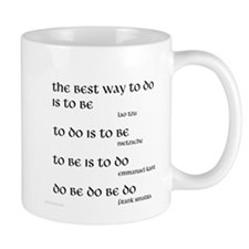 Wisdom of the Ages Mug Lefty