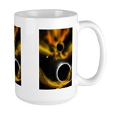 Funny Comets and eclipses Mug