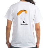 Paragliding Friends Off Cliff shirt
