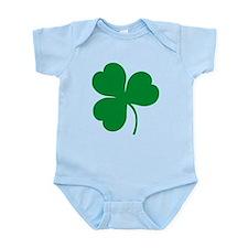 Ireland Irish Clover Infant Bodysuit