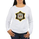 Mississippi County Missouri Women's Long Sleeve T-