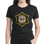 Mississippi County Missouri Women's Dark T-Shirt