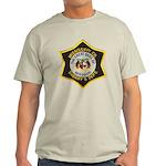 Mississippi County Missouri Light T-Shirt